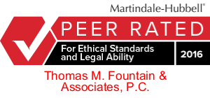 Thomas M Fountain & Associates PC