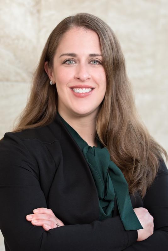 Caroline Horstmann, Attorney